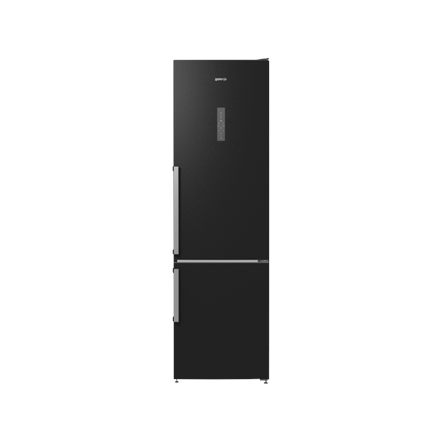 gorenje aldytuvas nrk6203tbk free standing combi height 200 cm a no frost system. Black Bedroom Furniture Sets. Home Design Ideas