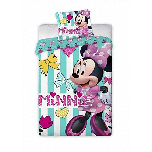 Disney Minnie Mouse Baby Bettwäsche 40 X 60 Cm 100 X 135 Cm