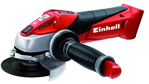 einhell te ag 18 li solo power x change 18 v lithium 115 mm cordless angle grinder juodas. Black Bedroom Furniture Sets. Home Design Ideas