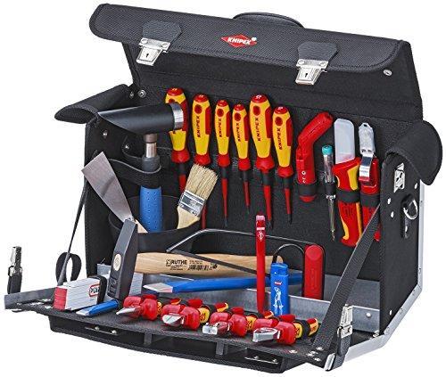 Knipex Werkzeugtasche Werkzeugkoffer Elektro Varle Lt