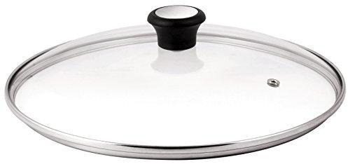 Tefal lid 30 cm glass for Pfannendeckel 30 cm