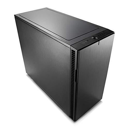 FRACTAL DESIGN Define R6 Juodas USB-C Žema kaina | Varle.lt