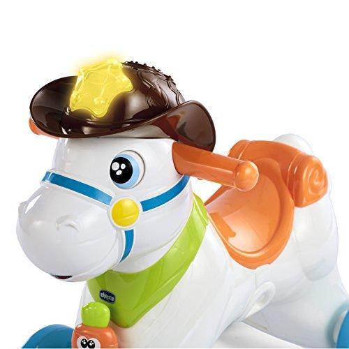 Rodeo A Cavallo.Chicco Zaislas Rodeo Arkliukas