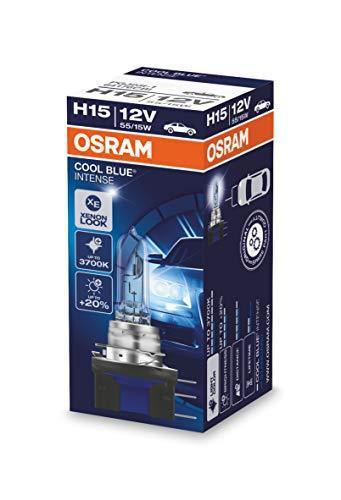 Lampade Per Proiettori.Osram Cool Blue Intense H15 Lampada Alogena Per Proiettori Auto 64176cbi 12v Pkw Cartone 1 Pezzo
