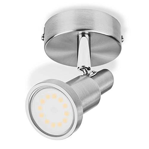 Faretti G10 Led.Osram Led Spot Rail Lighting Spot Gu10 1 Bulb S 3 W 2700 K Pilkas