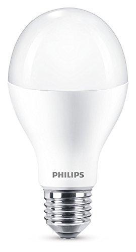 Lampadine Philips Led.Philips Lampadina Led Attacco E27 18 5 Equivalenti A 120 W Bianco Classe Di Efficienza Energetica A