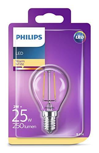 Lampadine Philips Led.Philips Led Classic 25w P45 E14 Ww Cl Nd Srt4