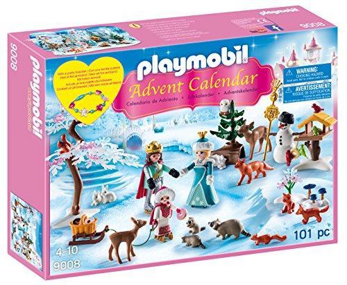 Immagini Calendario Dellavvento.Playmobil 9008 Calendario Dell Avvento Principessa