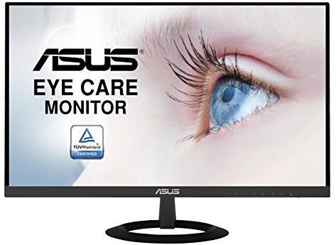 "Monitorius Asus VZ249HE VZ249HE ( 23,8"" , IPS / PLS , 1920 x 1080 , Juodas ) Žema kaina | Varle.lt"