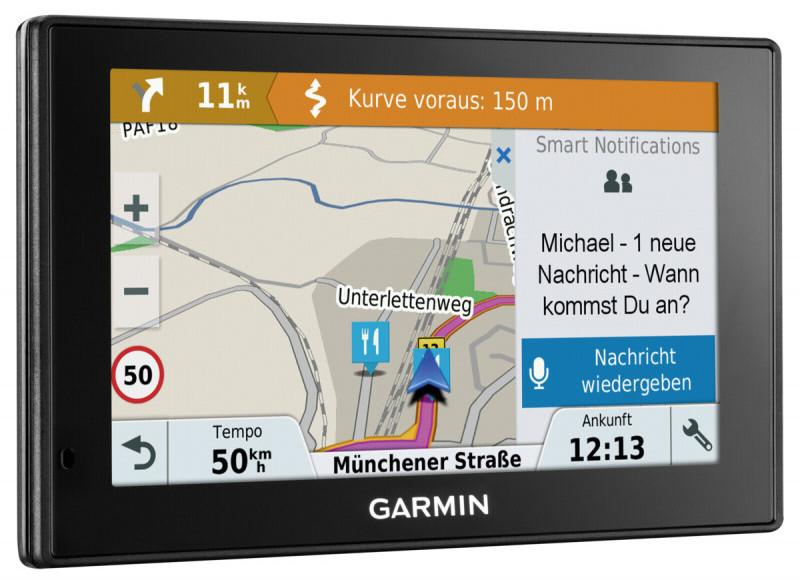 automobilin gps navigacija garmin drivesmart 51 lmt d. Black Bedroom Furniture Sets. Home Design Ideas