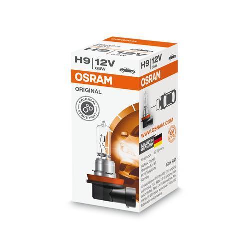 Osram lemputė , H9, 65W, PGJ19-5 Žema kaina | Varle.lt