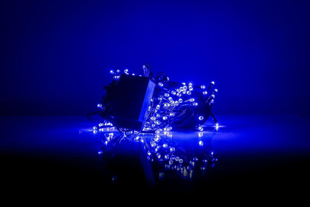 Led Christmas Light.Kl Led Christmas Lights 200led Rs 112 14m Violetinė
