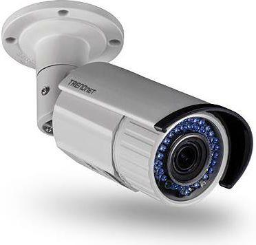 TRENDnet IPCam 2MP Bullet PoE In/Out IR 1080p 2.8-12mm F1.4 - Tinklo kameros, monitoringas ir priedai