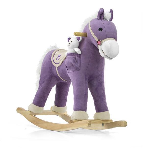 Cavallo Dondolo Giocattoli.Milly Mally 5901761122589 Cavallo A Dondolo Giocattolo A