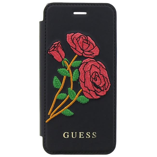 f97f0024196 ... Guess GUFLBKP7EROBK Flower Desire Book case for Apple iPhone 7 / 8  (4.7inch) ...