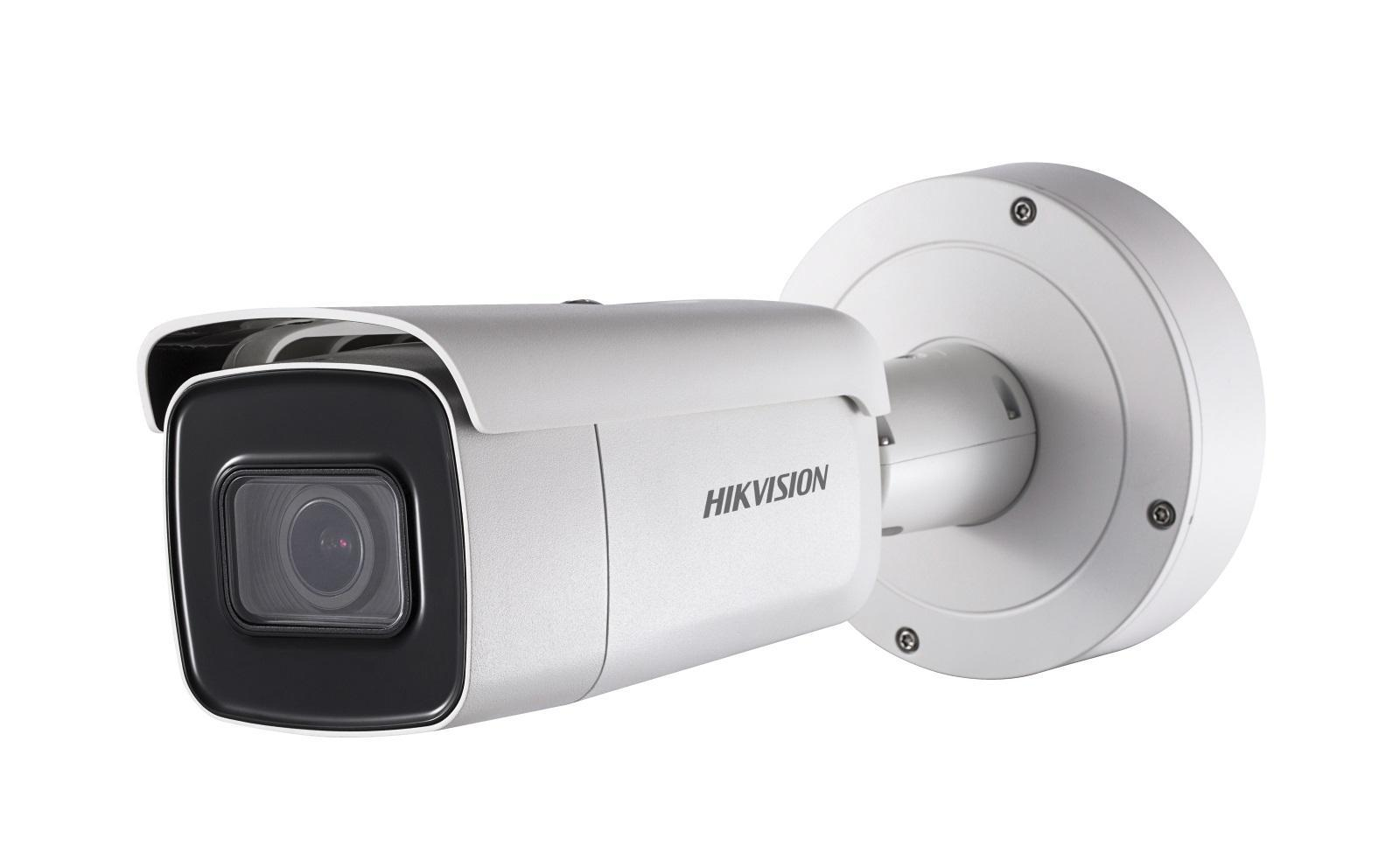 Hikvision IP Camera DS-2CD2645FWD-IZS F2.8-12 Bullet, 4 MP, 2.8-12mm/F1.4, Power - Tinklo kameros, monitoringas ir priedai