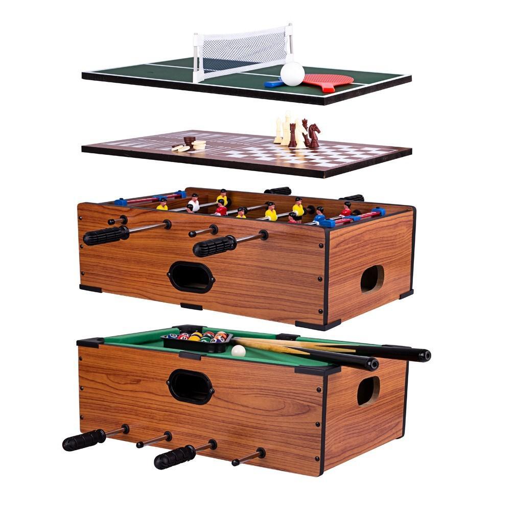 Multifunkcinis žaidimų stalas Worker Mini 5-in-1 Žema kaina | Varle.lt