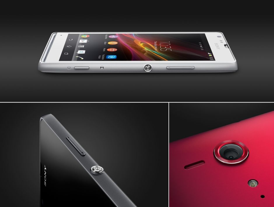 Xperia sp red