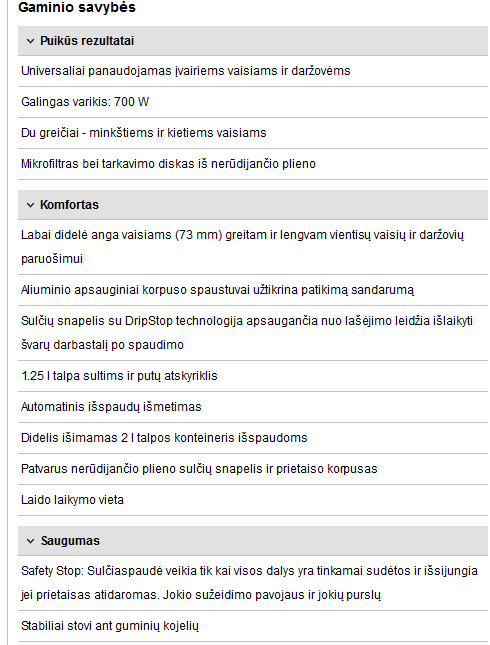 Sulčiaspaudė Bosch Sokowirówka MES 3500
