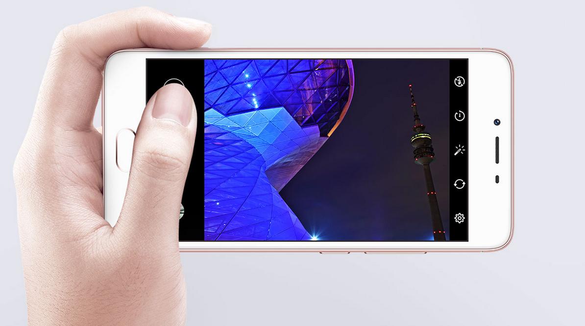 Telefonas Meizu M3S mini 32GB (Pilkas)