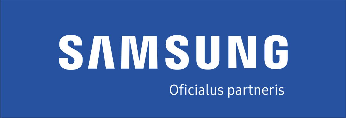 SAMSUNG sertifikatas