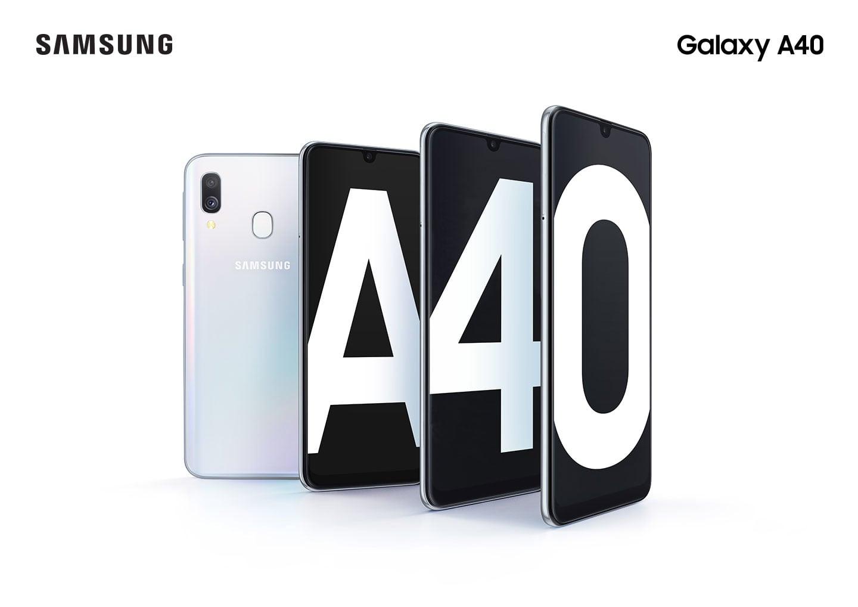 Mobili Per Tv E Stereo.Samsung Galaxy A40 4gb 64gb Juodas