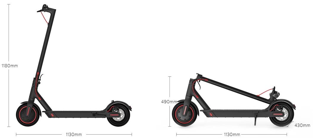 Xiaomi elektrinis paspirtukas Mi Electric Scooter Pro