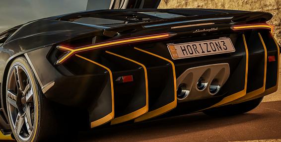 Žaidimas Xbox One Forza Horizon 3 PS7-00021
